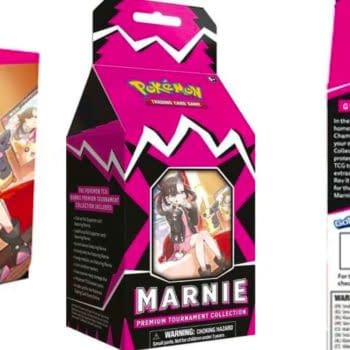 What Pokémon TCG Packs Come in the Marnie Tournament Collection?