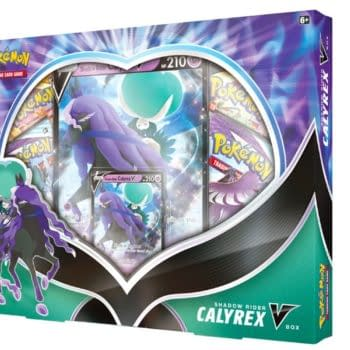 Pokémon TCG Product Review: Opening Ice Rider Calyrex V Box