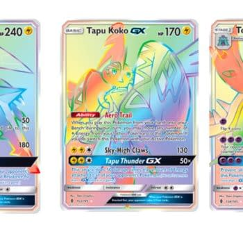 The Cards of Pokémon TCG: Guardians Rising Part 12