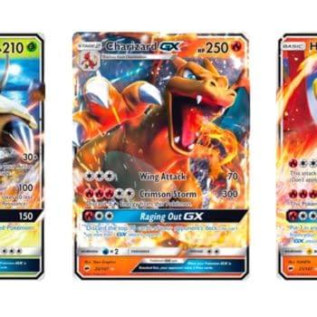 The Cards of Pokémon TCG: Burning Shadows Part 1