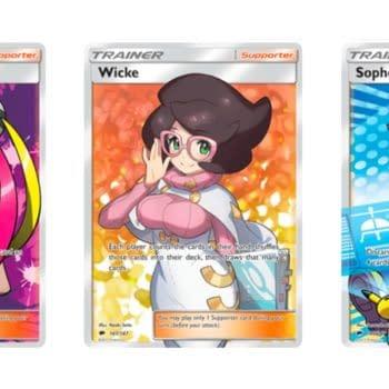 The Cards of Pokémon TCG: Burning Shadows Part 11