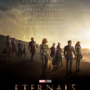 Eternals: Marvel Studios Releases Poster for Ensemble MCU Film