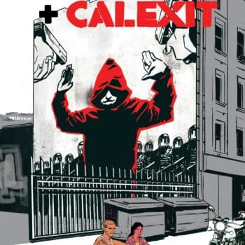 First Look At Free Comic Book Day's BlackMask'sBlack/Calexit