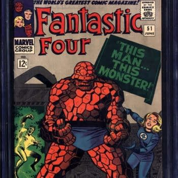 Fantastic Four #51 CGC Copy On Auction At ComicConnect