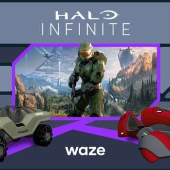 Xbox Game Studios Partners With Waze For A Halo Experience