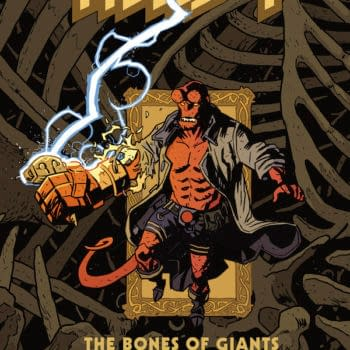 Mike Mignola, Christopher Golden Adapt Hellboy Prose Novel to Comics