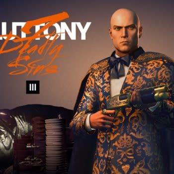 Hitman 3 Reveals Gluttony As The Next Seven Deadly Sins DLC