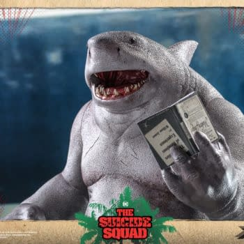 The Suicide Squad King Shark Coming Soon to Hot Toys