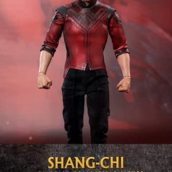 Shang-Chi Arrives At Hot Toys with Incredible New Marvel Figure