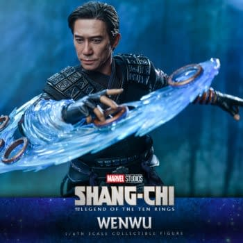 The Mandarin Comes to Life From Shang-Chi with Hot Toys