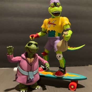 TMNT Collectors Should Skate To Target & Get Mondo Gecko