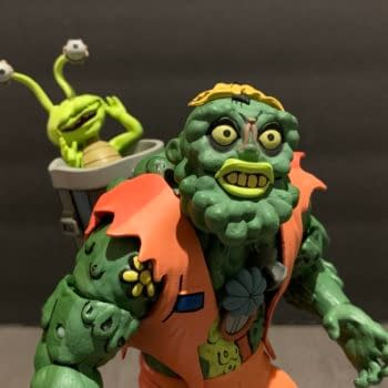 NECA's TMNT Cartoon Line Muckman Is A High Point For The Line
