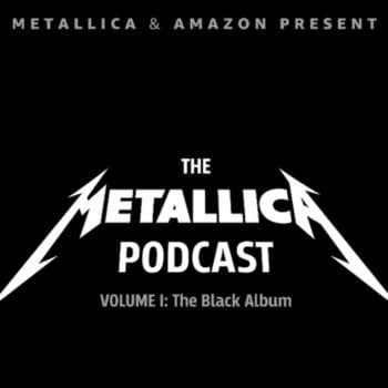 Metallica Launching Their Own Podcast, Looking Back At The Black Album