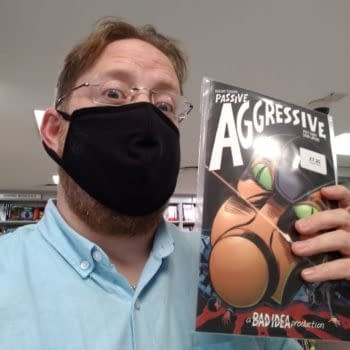 Which Of Bad Idea's Hero Trade: Passive/Aggressive Comic Did You Get?