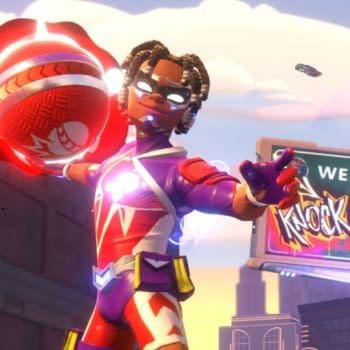 Knockout City Reveals Heroes Mid-Season 2 Event Plans