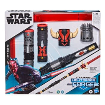 Hasbro Reveals New Kid-Friendly Star Wars Lightsaber Forge Series