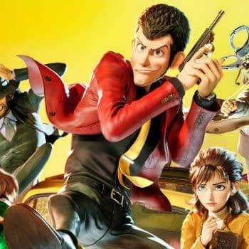 Lupin The 3rd Will Be Getting A Tabletop RPG & Art Book
