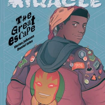 Preview: The New Look Scott Free in Mister Miracle: The Great Escape