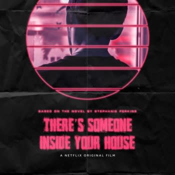 Netflix Slasher, There's Someone Inside Your House is Coming in October