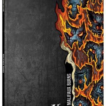 """Wyrd Games Announces """"Malifaux Burns"""", M3E's Next Expansion Book"""
