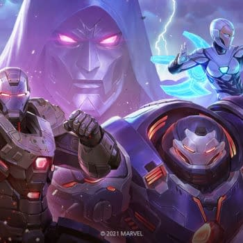 Marvel Future Fight Dives Straight Into Armor War 3099