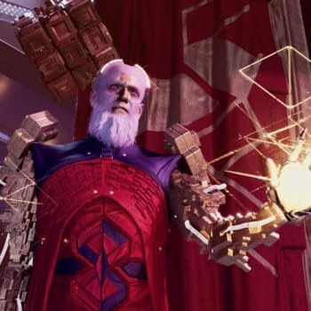 Marvel's Guardians Of The Galaxy Reveals Grand Unifier Raker