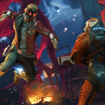 Marvel's Guardians Of The Galaxy Reveals In & Out Of Combat Videos