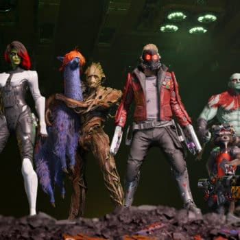Marvel's Guardians Of The Galaxy Gets A New Story Trailer