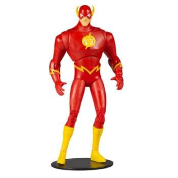 Animated Wally West Flash Coming Soon From McFarlane Toys