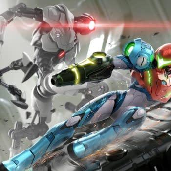 Nintendo Releases New Japanese Trailer For Metroid Dread