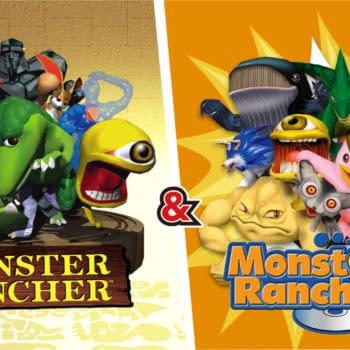 Koei Tecmo Announces Monster Rancher 1 & 2 DX