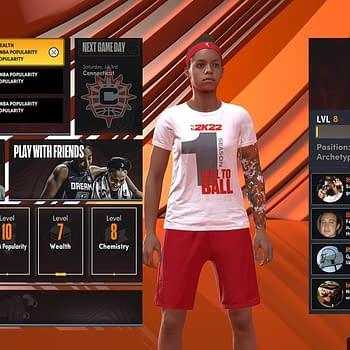 NBA 2K22 Reveals More WNBA Features & Next-Gen Console Plans