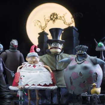 New Nightmare Before Christmas Figure Drop From Diamond This Week