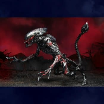 Two New Kenner Tribute Alien' Xenomorph's Come To Life From NECA