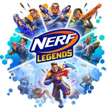 GameMill Announces NERF: Legends Coming This Fall