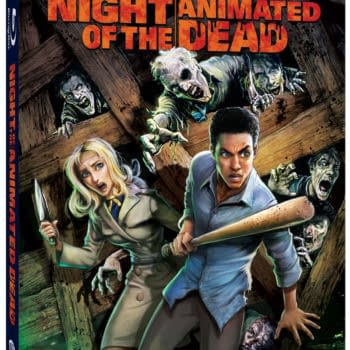 Night Of The Animated Dead Gets Key Art, Releases This Fall