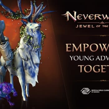 Neverwinter Holds Charity Event For The Boys & Girls Club