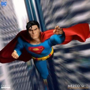 Mezco Toyz Unveils One: 12 Collective Superman Man of Steel Edition