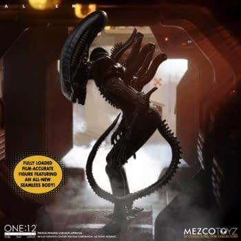 The Xenomorph Hive Awakens With Mezco Toyz Newest One:12 Release