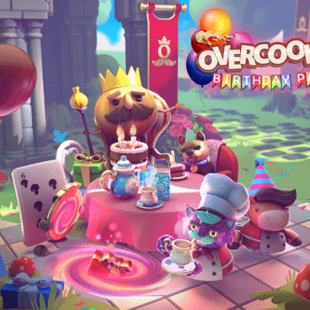Overcooked! Celebrates Its Fifth Anniversary With A New Update