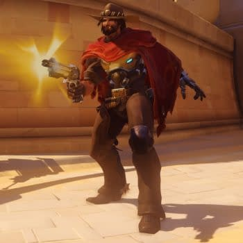 Overwatch Team Announces Plans To Change McCree's Name
