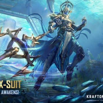 PUBG Mobile Release New Poseidon X-Suit & More