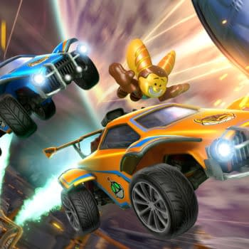Ratchet & Clank Are Coming To PlayStation Versions Of Rocket League