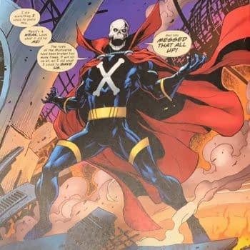 The Return of Todd McFarlane's Dr Bones to DC Comics Infinite Frontier