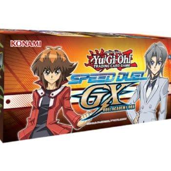 Konami Reveals Yu-Gi-Oh! TCG - Speed Duel GX: Duel Academy Box
