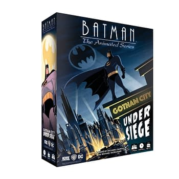 Cover image for BATMAN ANIMATED SERIES GOTHAM UNDER SIEGE MASTERMINDS MAYHEM