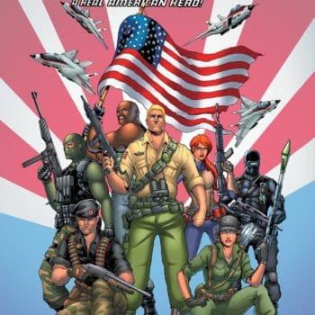 Cover image for GI JOE A REAL AMERICAN HERO #285 CVR A GRIFFITH