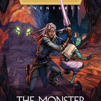 Cover image for STAR WARS HIGH REPUBLIC ADV MONSTER TEMPLE PEAK #1 (OF 4) (C