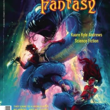 Cover image for AMAZING FANTASY #2 (OF 5)