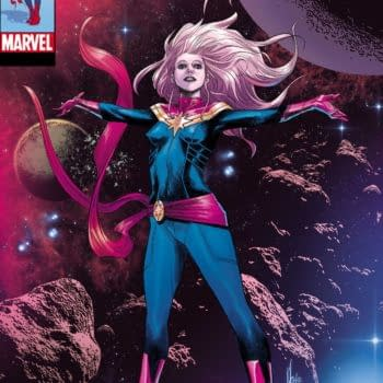 Cover image for CAPTAIN MARVEL #31
